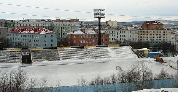 Stroitel Stadion