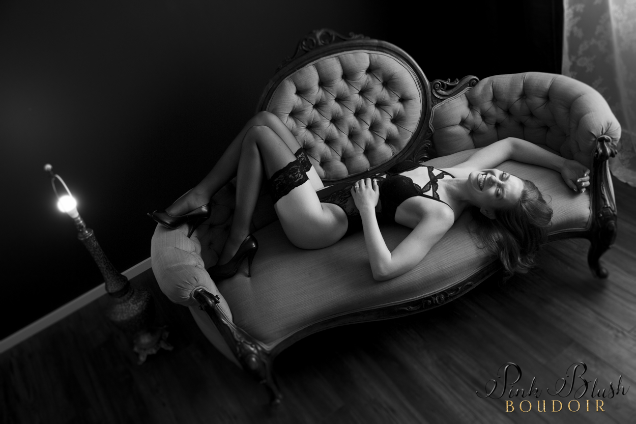 Dark Boudoir Photos