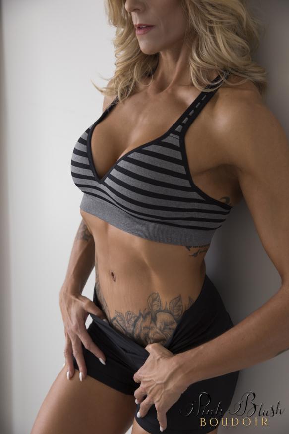 Fitness Photography Edmonton
