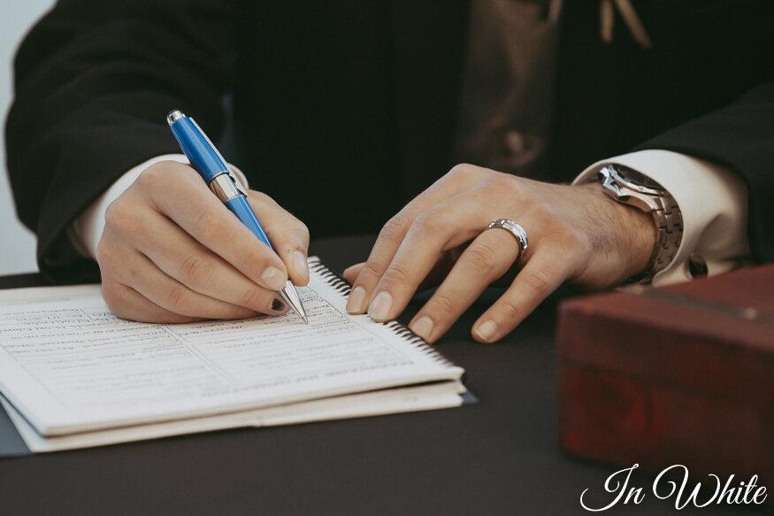 Wedding Ceremony Photos Edmonton