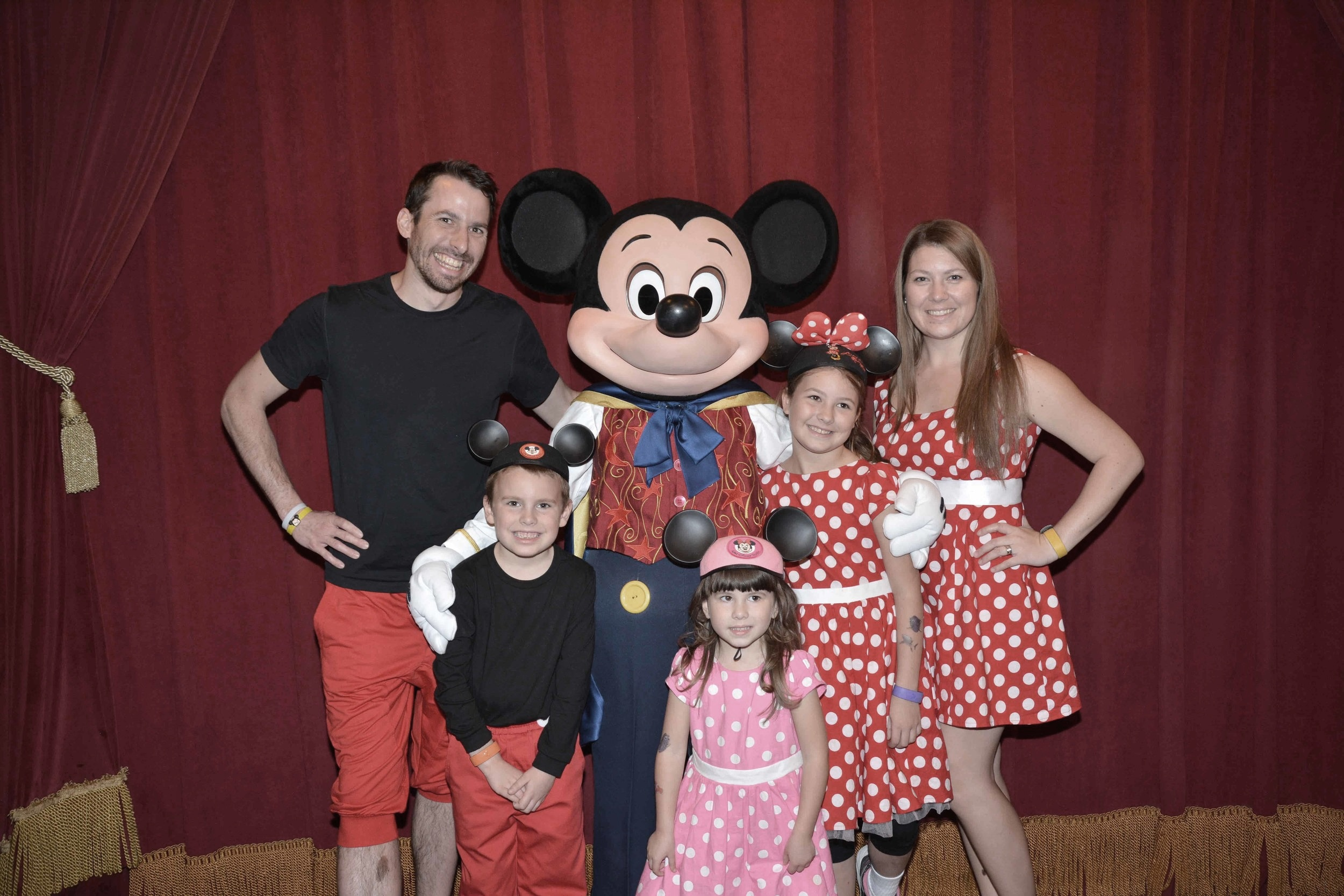 - When I'm not working on all this, I am with my wife and 3 kids (occasionally we visit Uncle Mickey) seeking everyday adventures and learning to live our own great story.