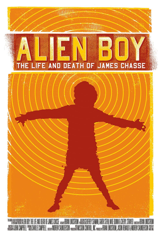 Alien Boy Movie Poster