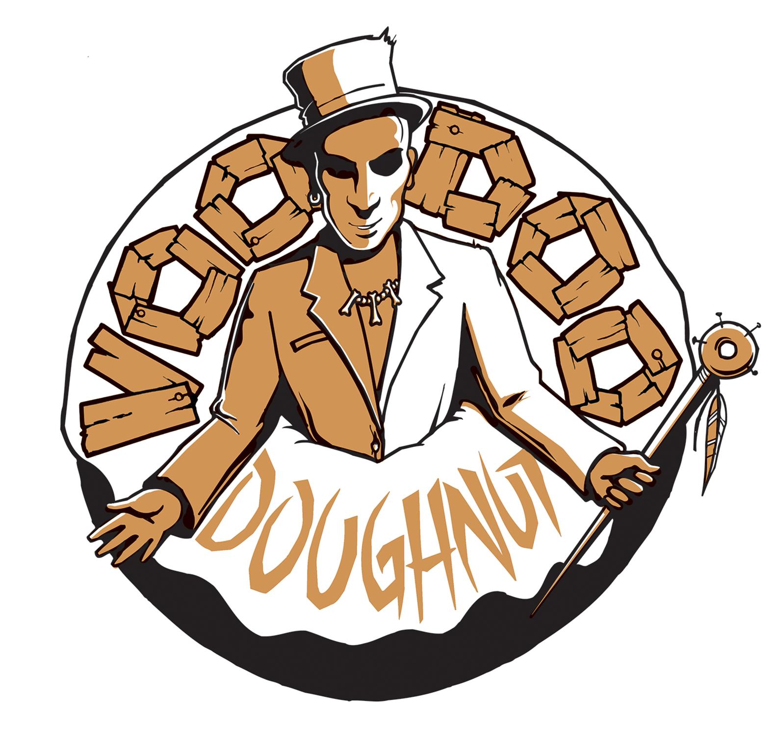 Doughnut Shop Logo