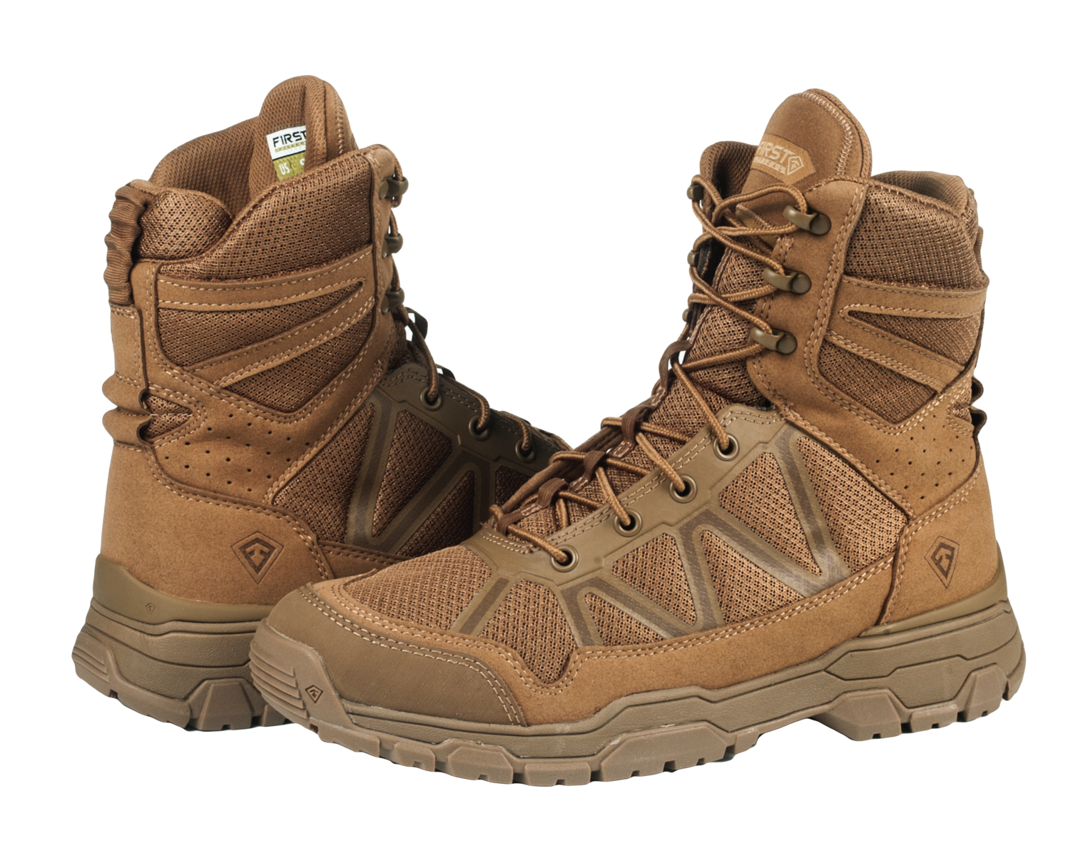 """First Tactical Men's 7"""" Operator Boot"""