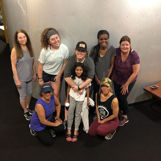 Bad Ash Fitness Hip Hop at Franklin Athletic Club Monday and Thursday Night at 7:35pm. So much fun! #realtorsworkouttoo #hiphop #badashfitness #franklinathleticclub #exprealty