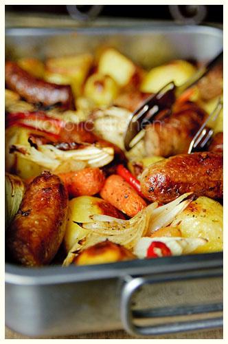 Lazy Sunday Casserole from Kayotic Kitchen