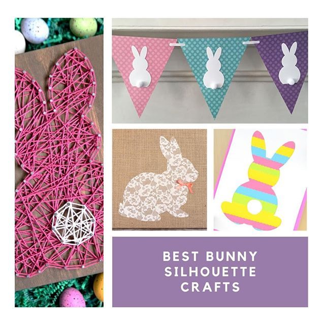 👩‍💻 New blog post today!⁣ ⁣ Today's post is all about highlighting some of the best Easter crafts out there that utilize simple bunny silhouettes. ⁣ ⁣ But these crafts don't stop there! They can easily be modified to use just about any silhouette out there, think easter egg, chick, or even a cross.⁣ ⁣ DIY holiday decor is so fun, because it allows you so many different crafting opportunities and you can constantly change things up.⁣ ⁣ To check it out, head to the link in my bio! 🔗⁣ ⁣ ⁣ ⁣ #peoniesandcream #Blogpost ⁣ #blog #bloglife #blogger⁣ #makersgonnamake #makersofinstagram #makersmovement ⁣ #diy #makeyourown #diyproject #letsdiy #doityourself #project #letsmake