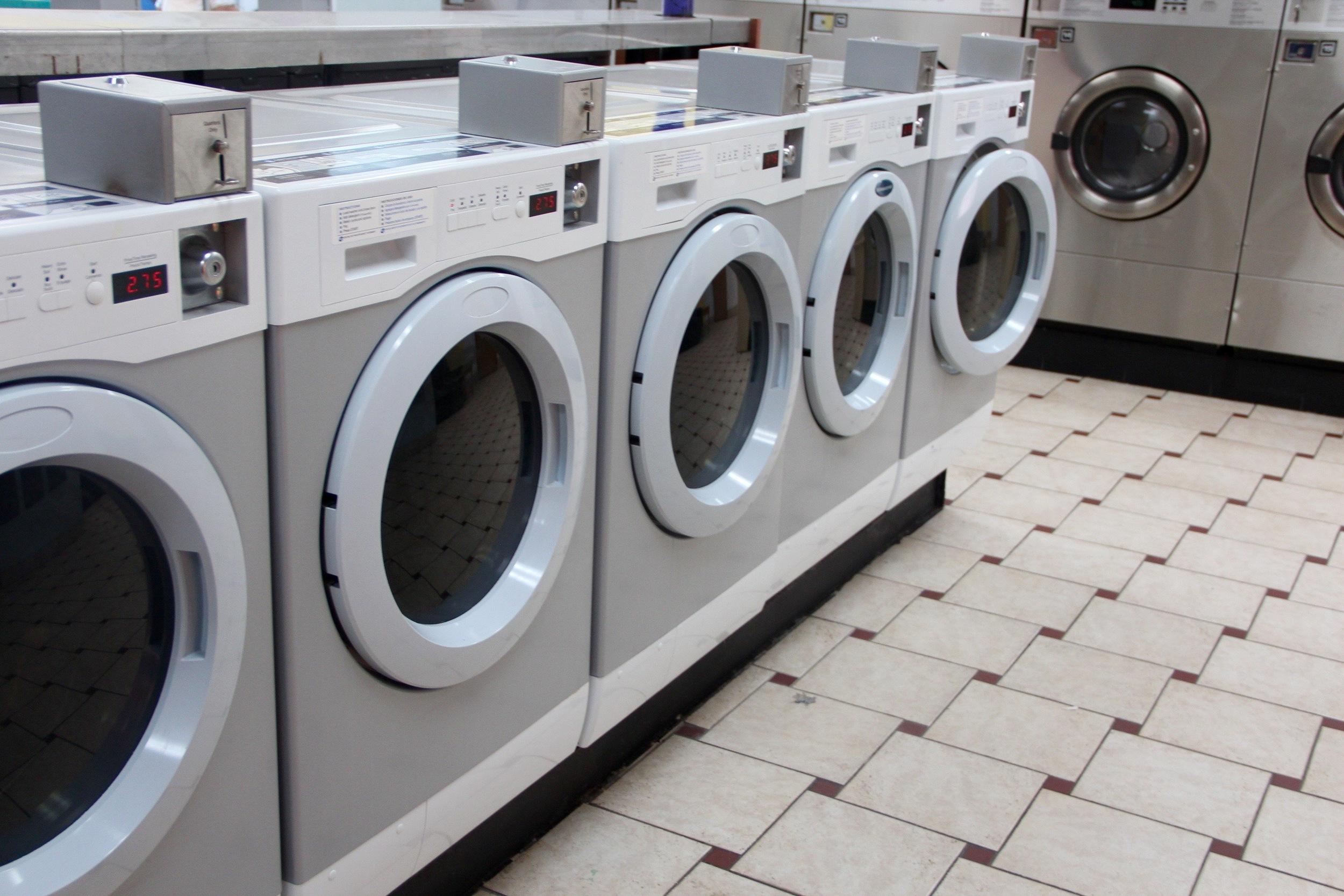 Rainbow Laundry MPLS Washing Machines