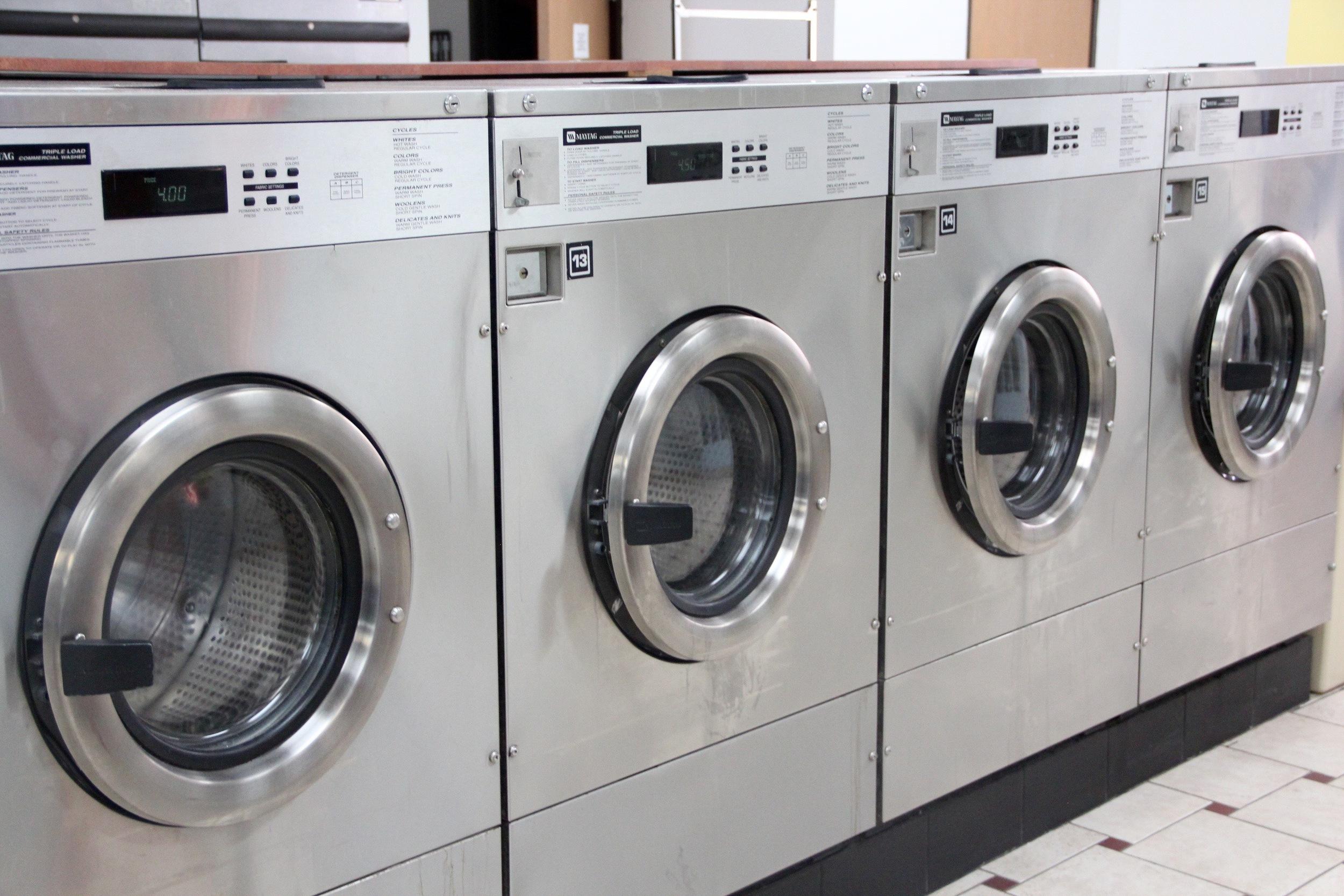 Rainbow Laundry MPLS High Capacity Washers