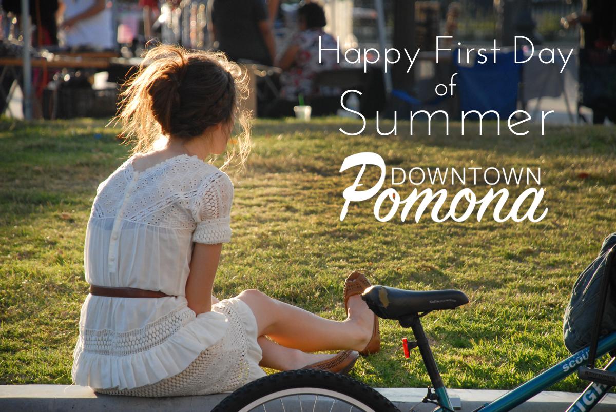Downtown Pomona Summer