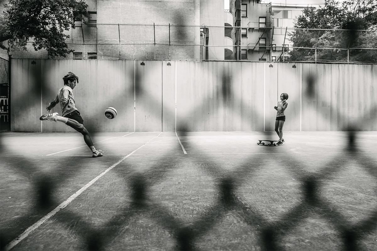 Joey Martinez, Summer in the City, Digital Print