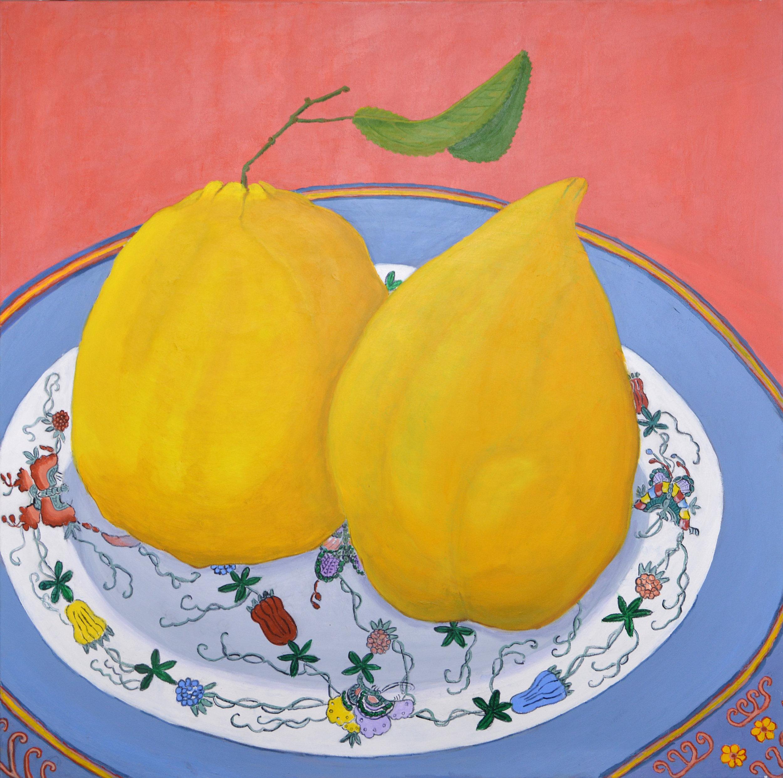 Mervyn Seldon, Two Lemons