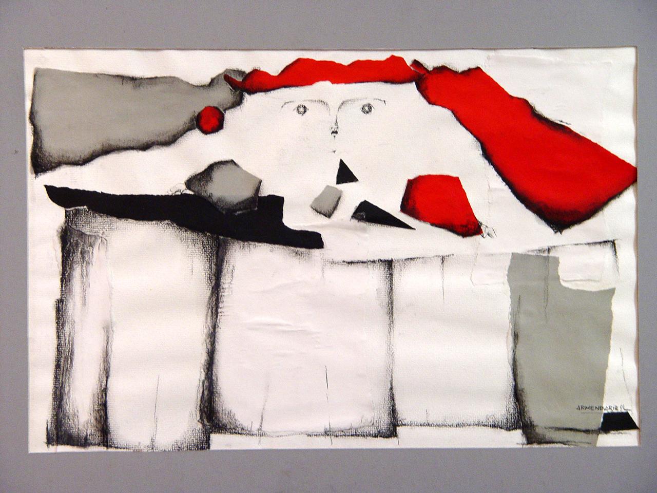 Elisa Armendariz  La Infanta-La Menina . Latino Art Museum