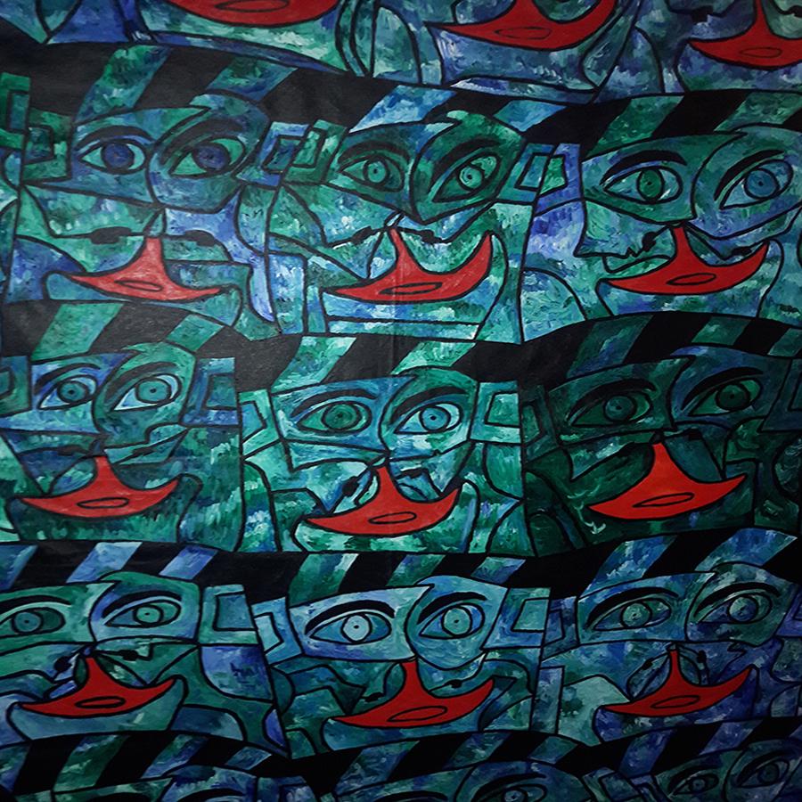 Ricardo Aguilar, Latino Art Museum