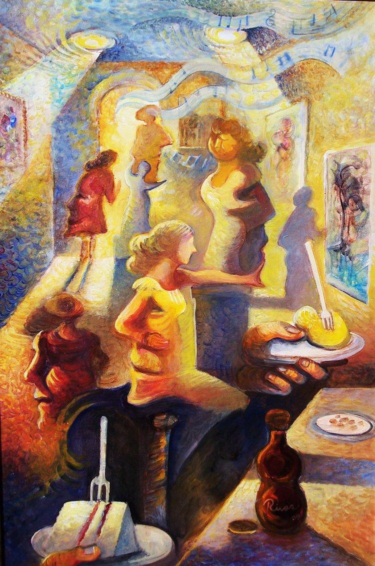 Rigo Rivas, Latino Art Museum