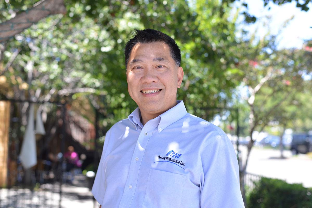 Eddie Wong - Secretary