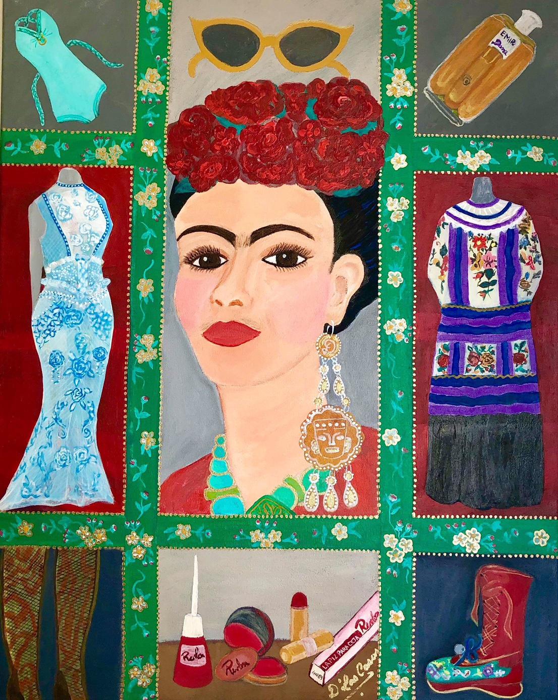 Marisol de Las Casa,  Feminista , Latino Art Museum