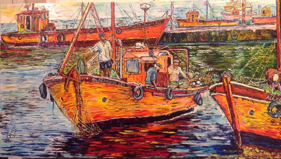 Juan Carlos Boxler-Latino Art Musem