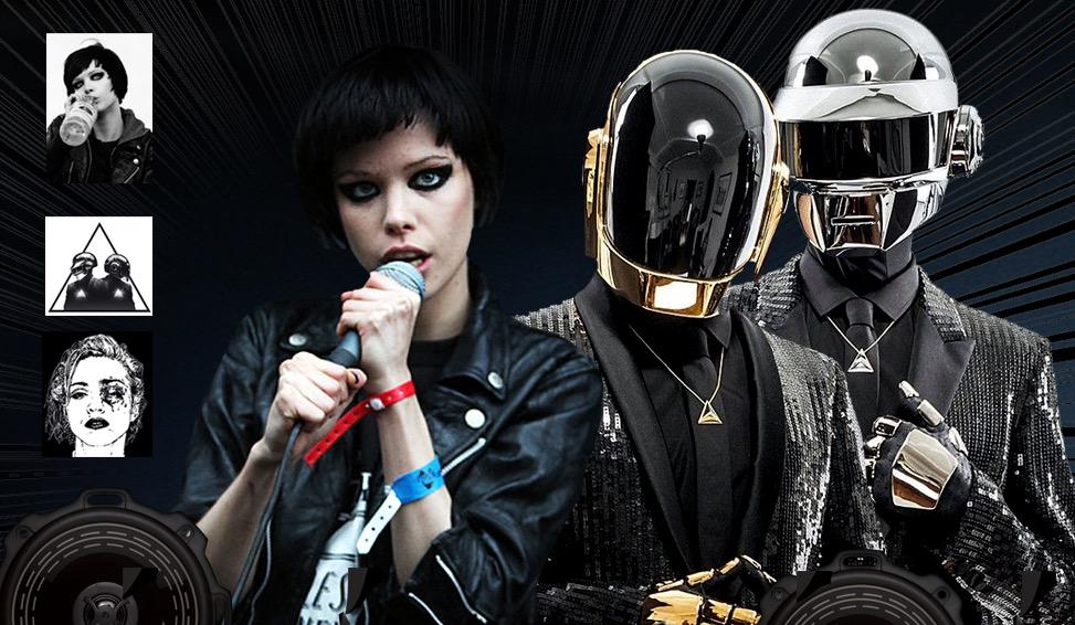 Thursday, June 20 - Daft Punk vs Crystal Castles-Flyway at the Fox