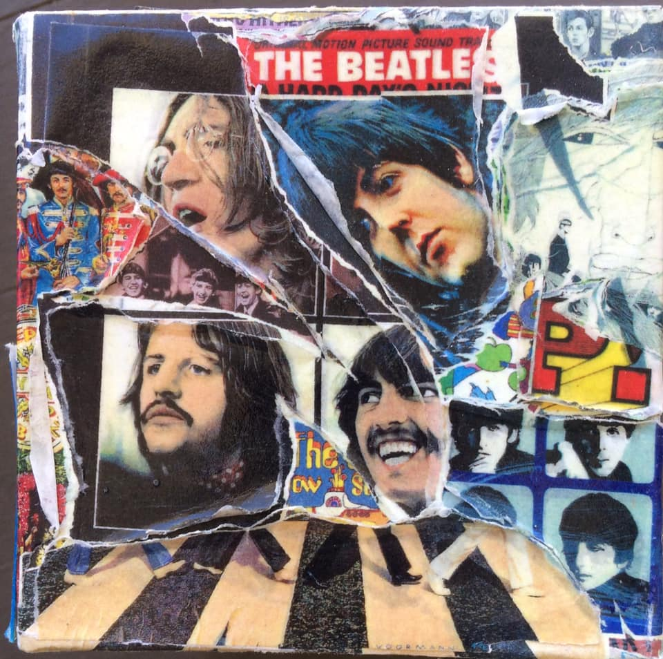 Tom Fontanes Beatles Mini 3-LAM