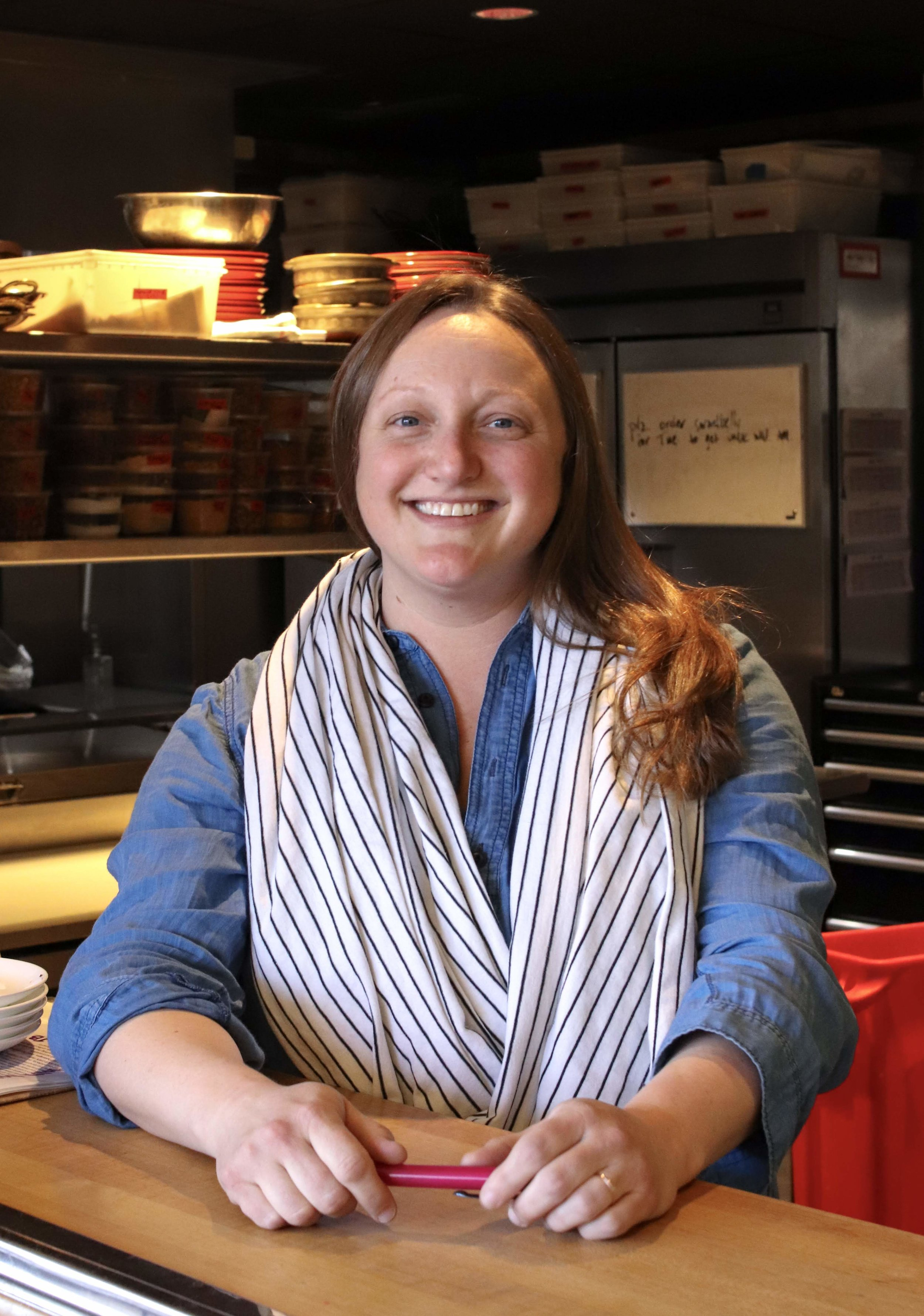 VALERIE GOLDMAN <br> The Honey Paw Sous Chef