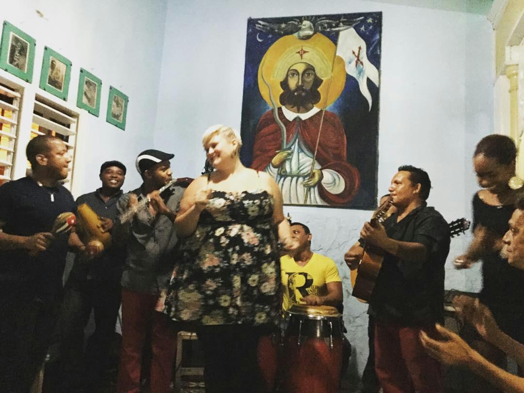 Casa de las traditions with Sones del Oriente
