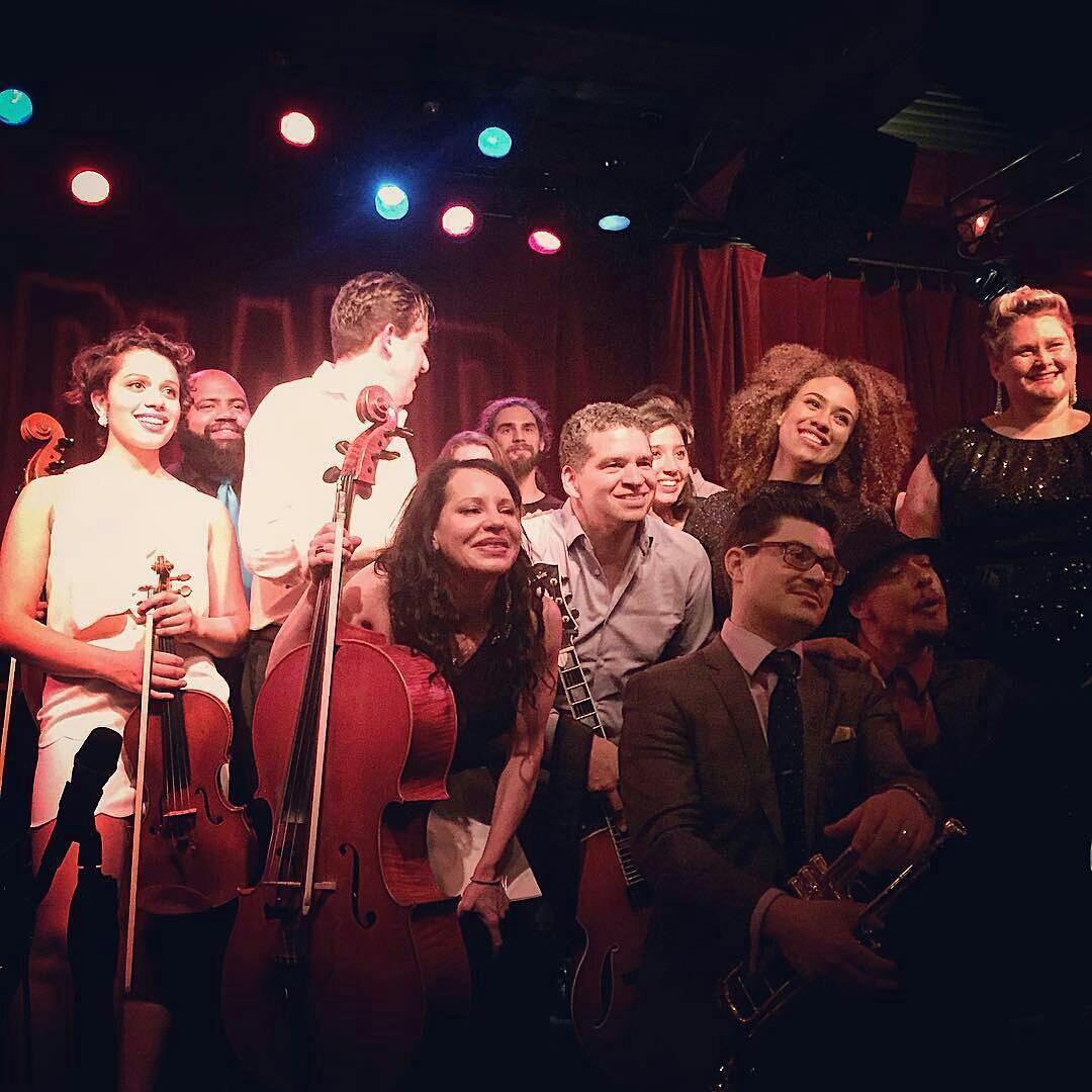 Birdland Jazz Club with Sketchy Orkestra
