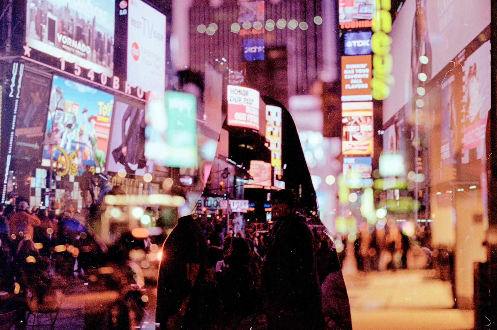 """ New York State of Mind"" by   Hayden Williams"