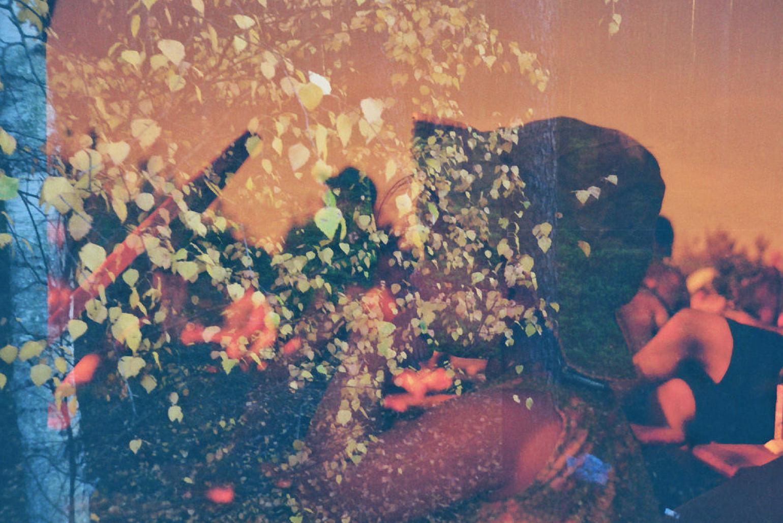 """When the summer heat dissolves memories"" by  AirSonka"