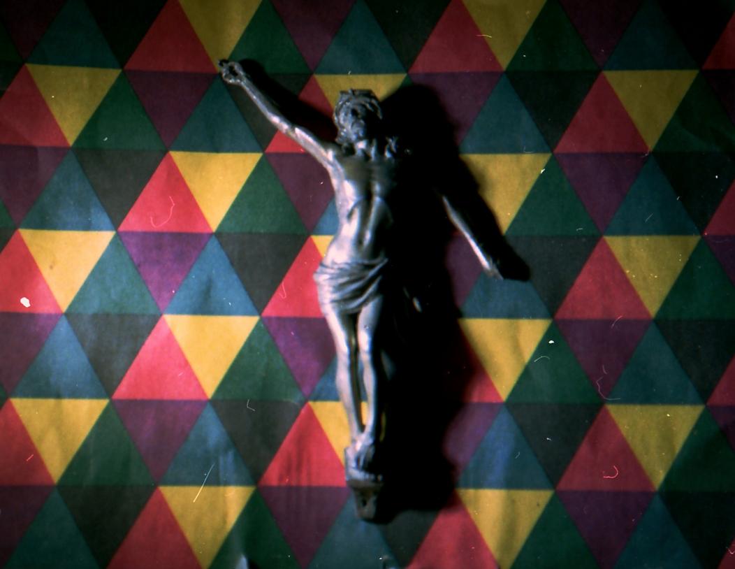 """Jesus Christ Superstar"" by  Piero Donadeo"