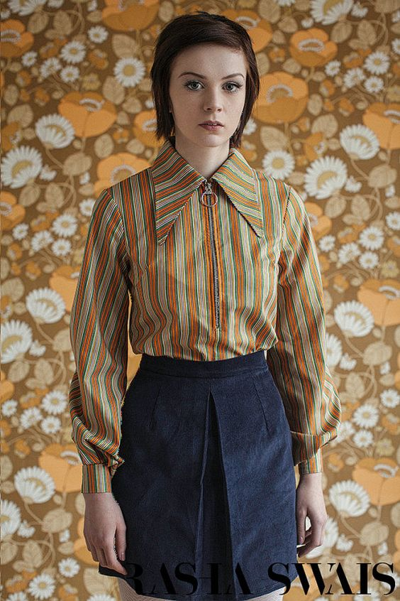 A more modern take on vintage fashion but everything they have is pretty amazing. ( is )