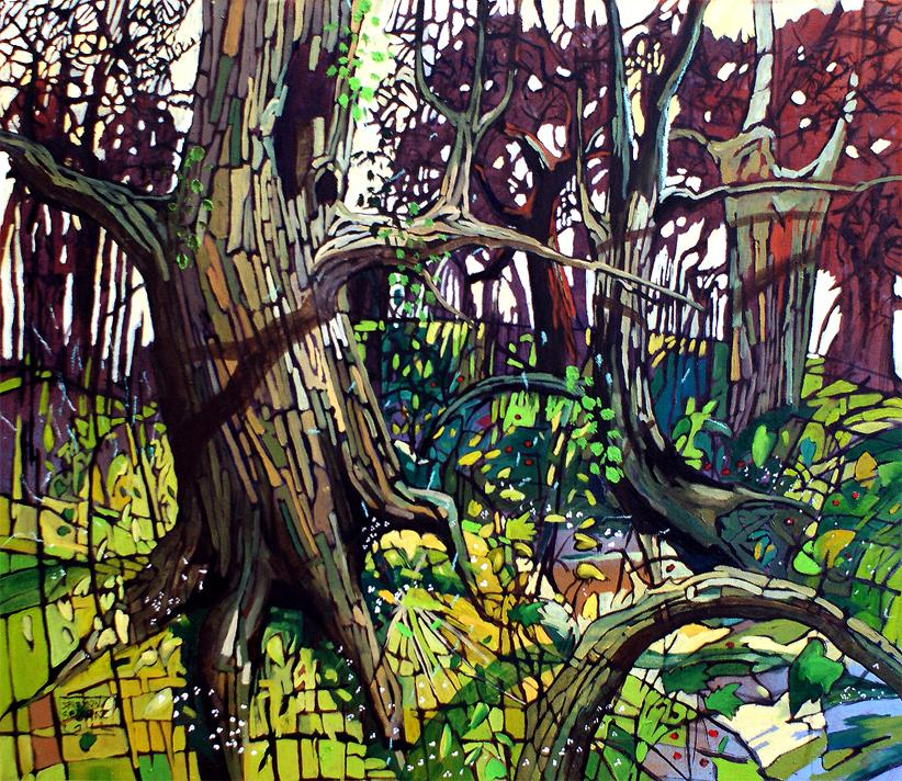 Forest_by_Jarolsaw_Bednarz_60cmx70cm_oil_on_canvas.jpg