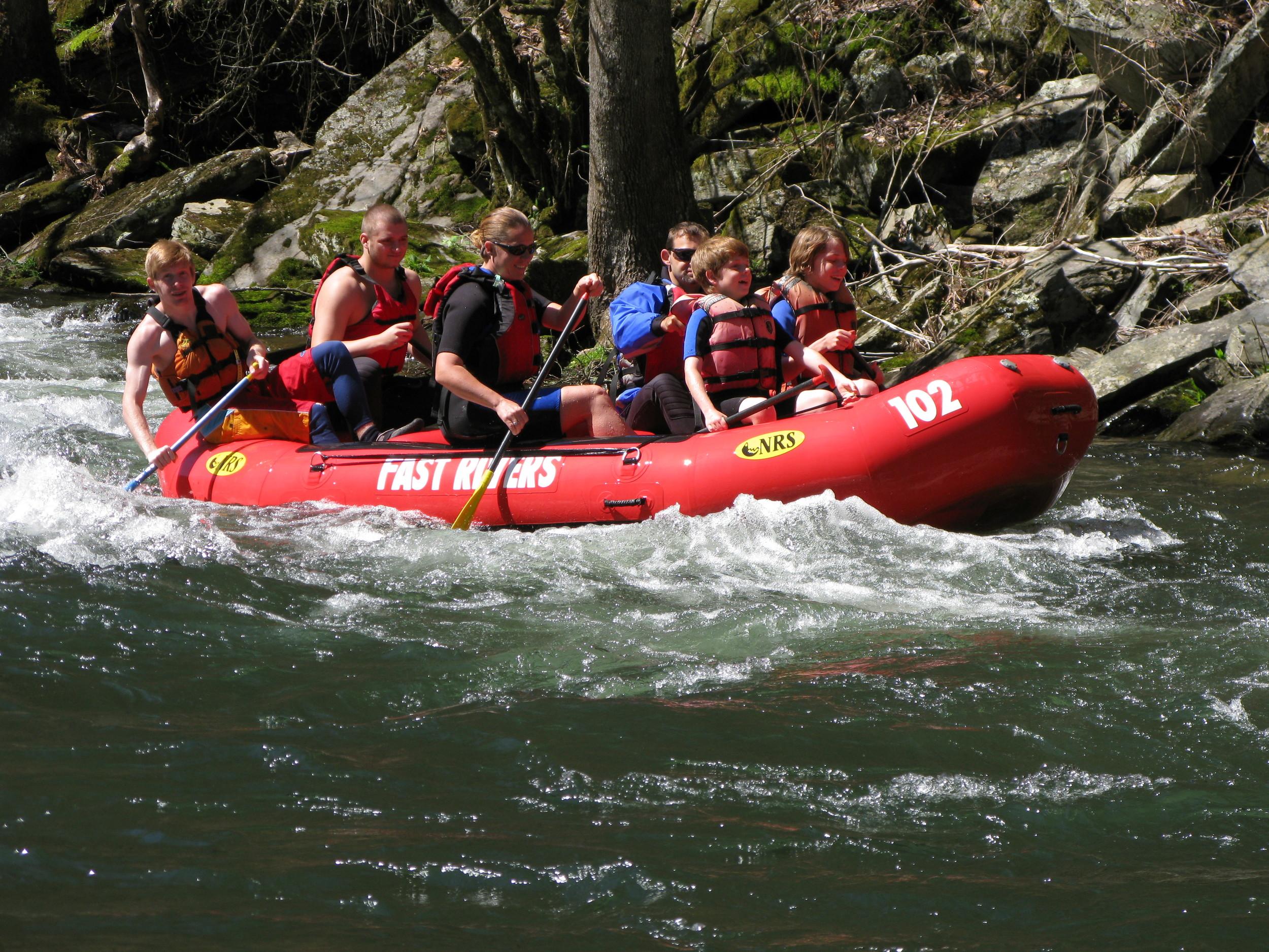 River Rafting Adventures