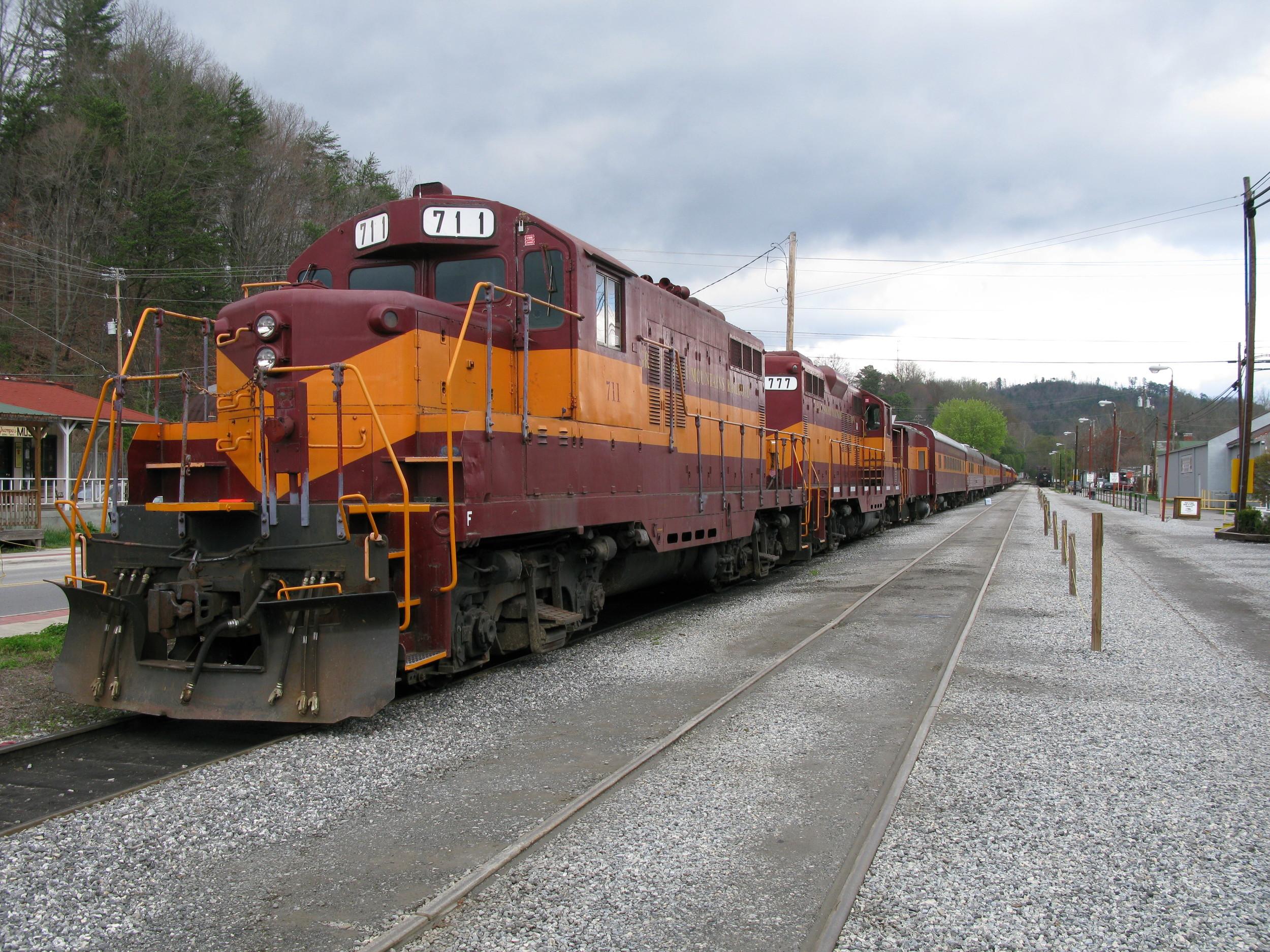 Railroad / Train Adventure