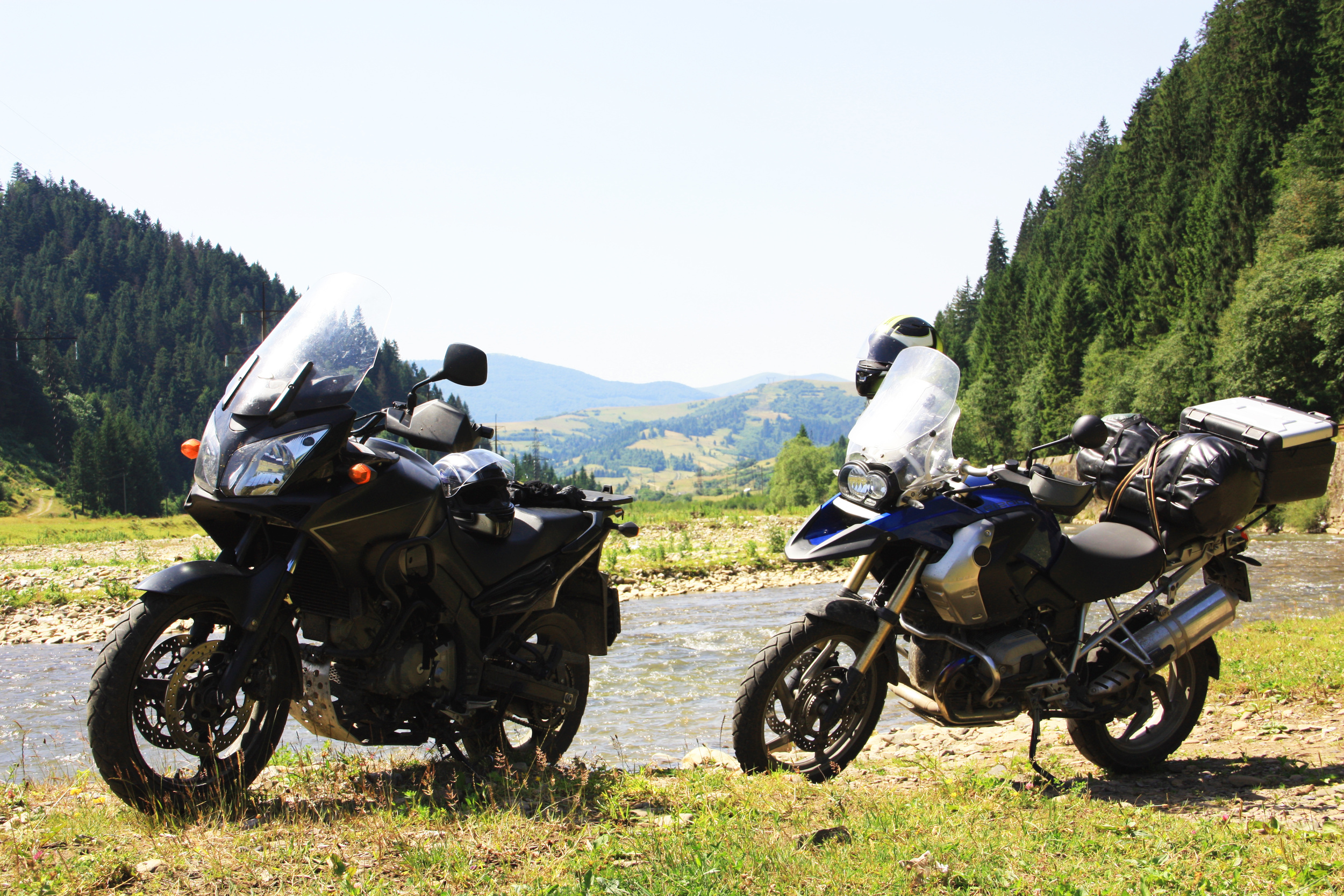 Motorcycling Adventure