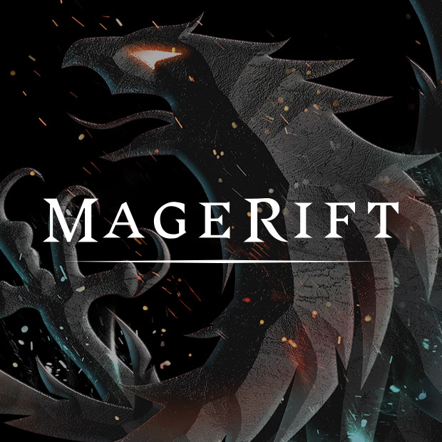 MageRift - BRANDING | DIGITAL ARTWORK