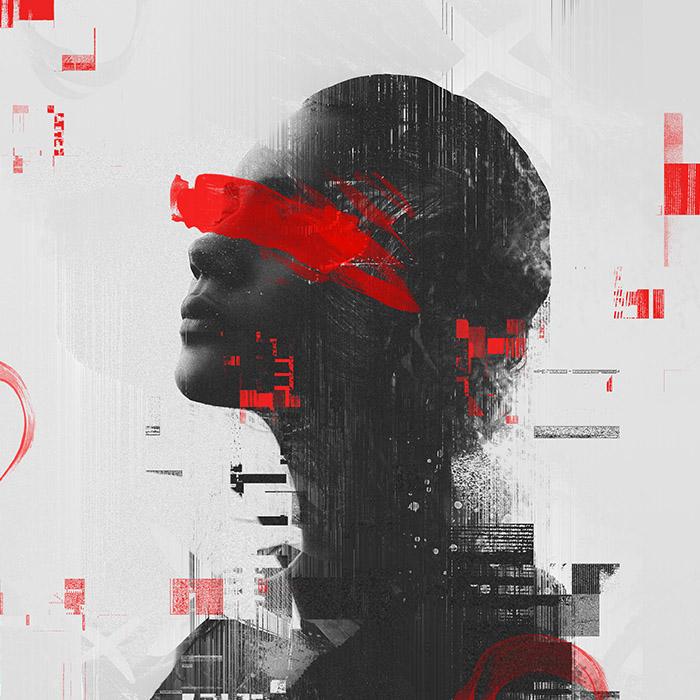 Meesh - U 4 Real - DIGITAL ARTWORK