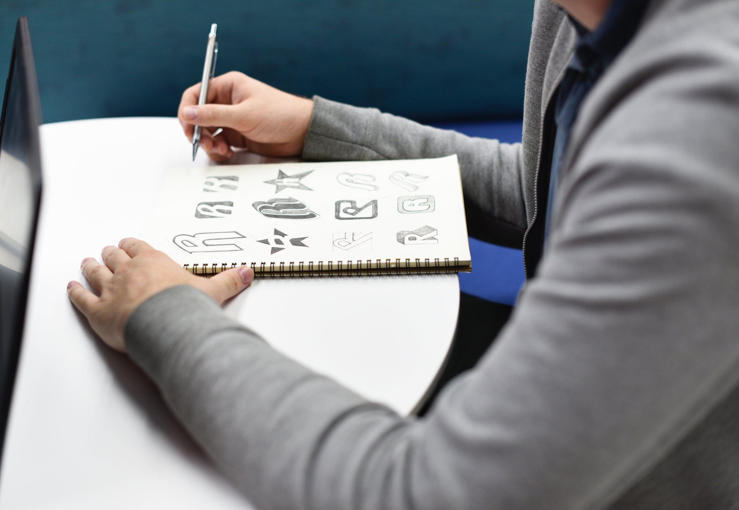 Logo Design - You'll love your unique brand identity.