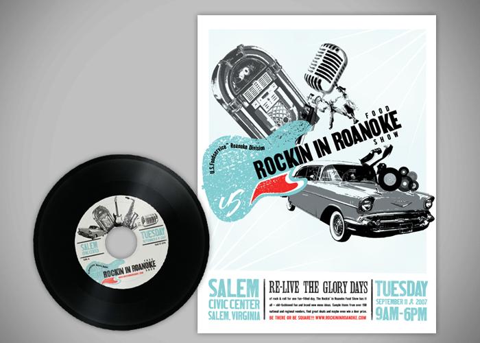 Rockin' in Roanoke