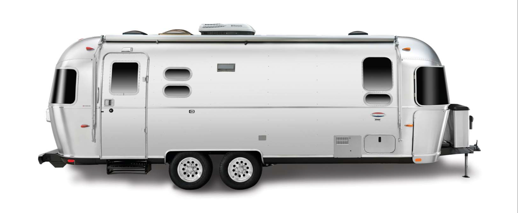 Motelluxe's 25 foot newest Airstream