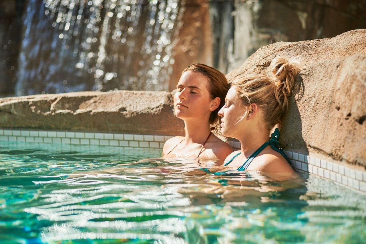 Les bains de Nordik Spa-Nature