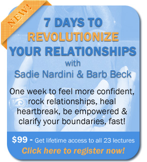 7 DAYS TO REVOLUTIONIZE YOUR RELATIONSHIPS