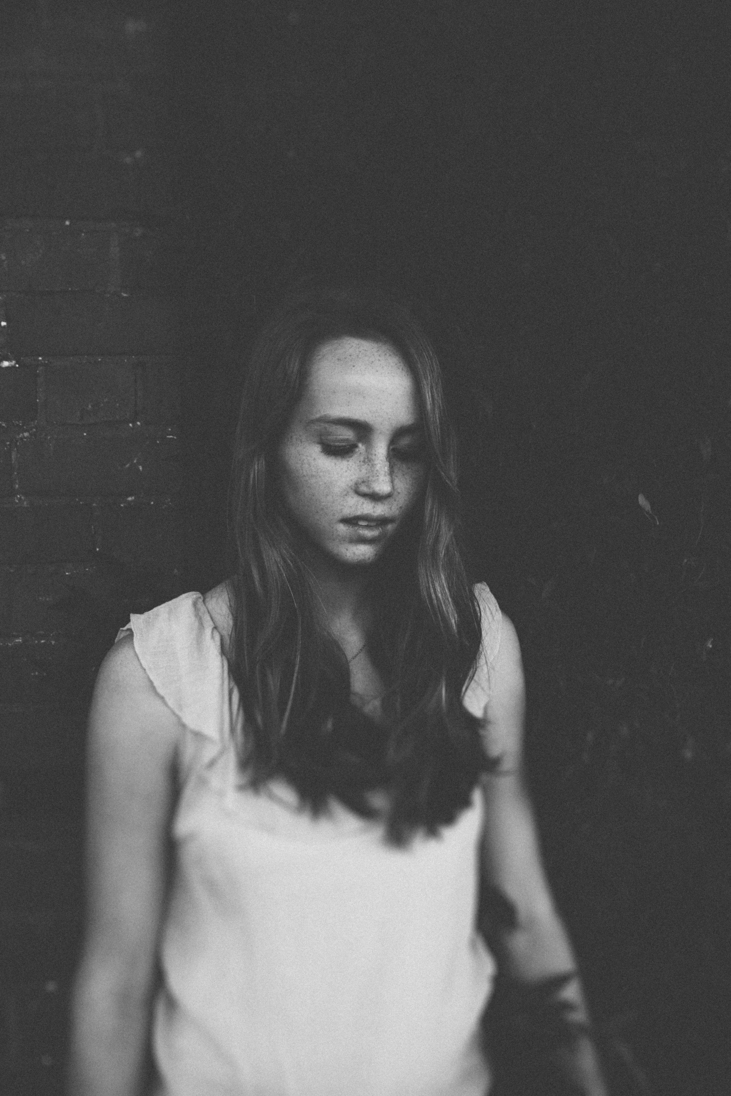Kristen Combs // Senior Session