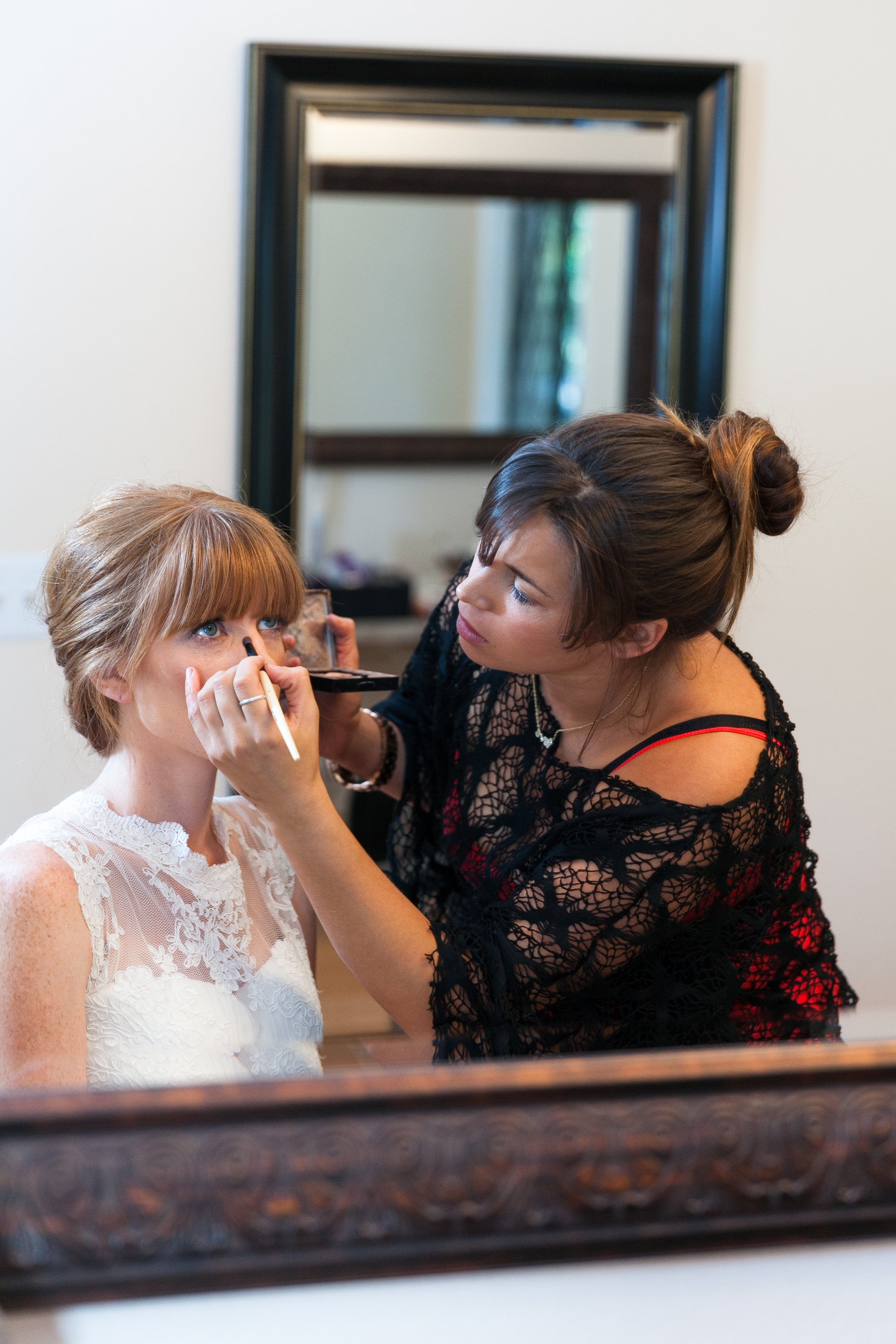 Temecula Wedding Hair and Makeup | Humphreys Estate | Southern California Wedding