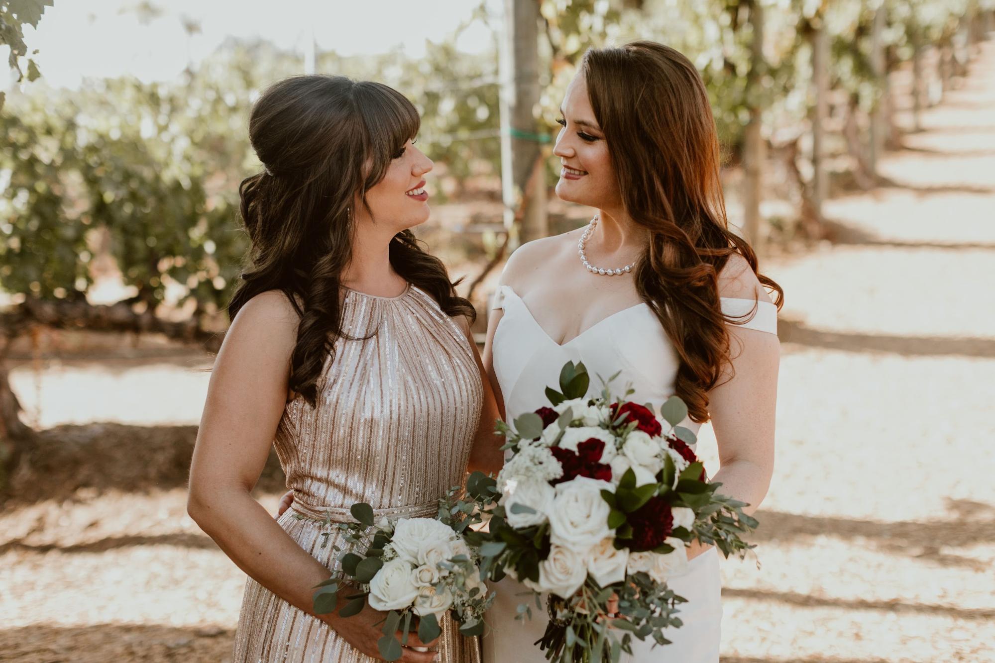 Bride and Bridesmaid Hair and Makeup.jpg