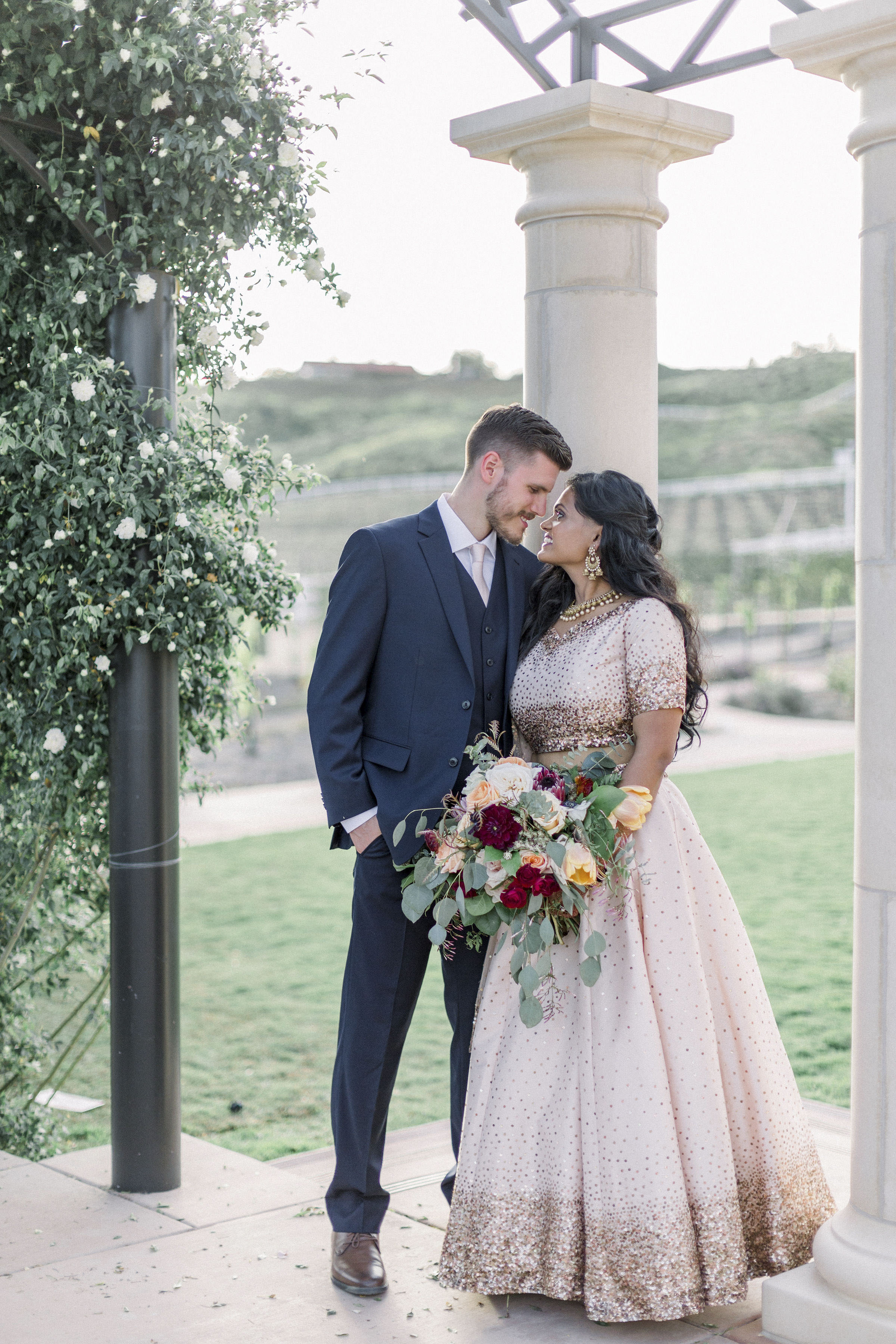 Domenica Beauty _ Hair and Makeup Artist _Wedding _ Temecula, CA _ Pratishtha and Christopher _ 19.JPG