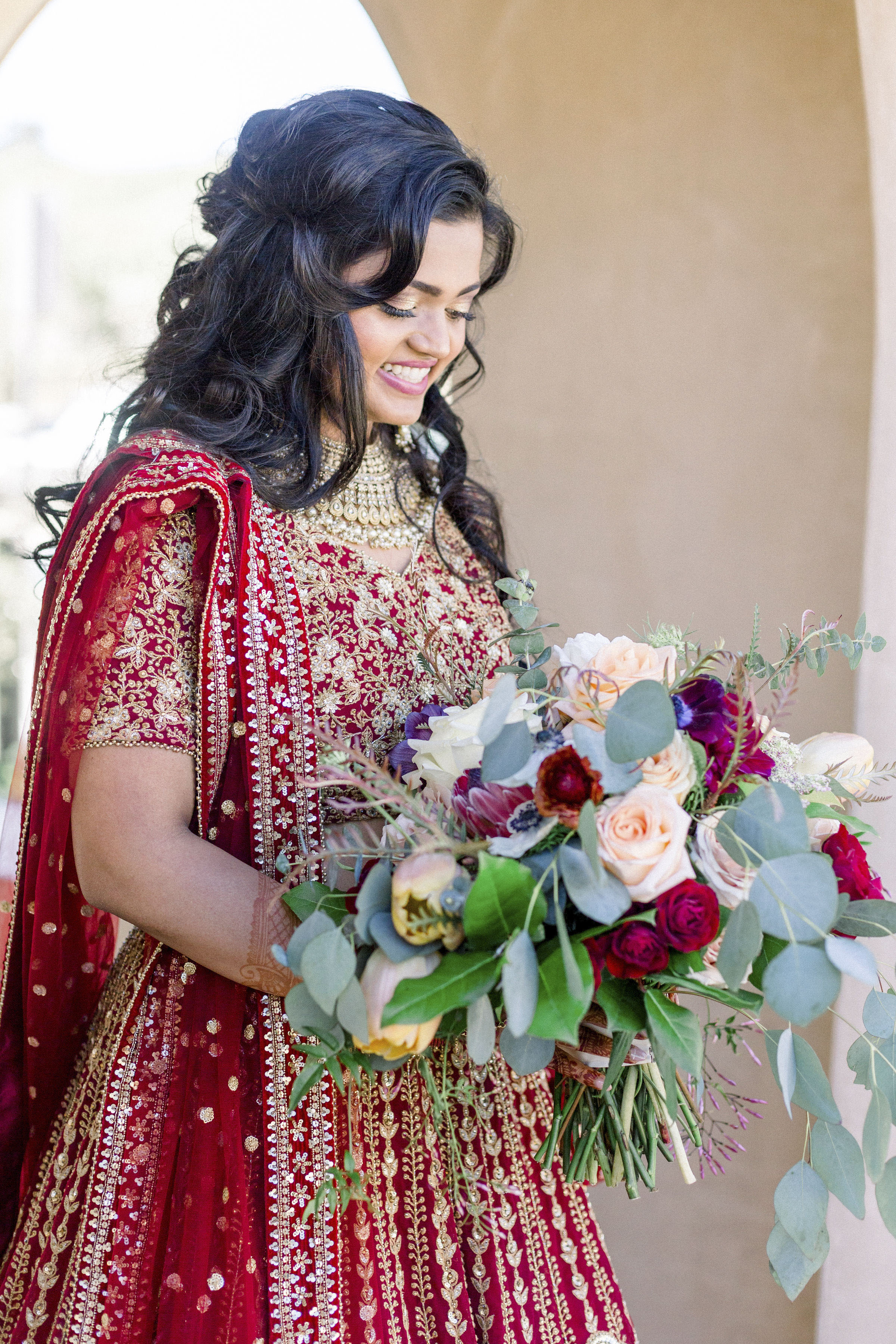 Domenica Beauty _ Hair and Makeup Artist _Wedding _ Temecula, CA _ Pratishtha and Christopher _ 14.JPG