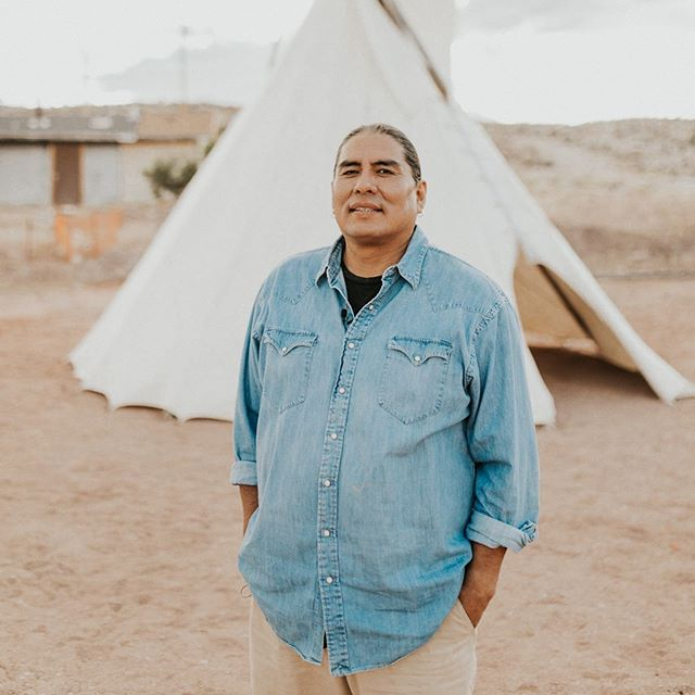 Happy birthday to our partner and friend, Pastor Ellson! Wish we were there to eat navajo tacos and cake with him today!! We have had the pleasure of getting to know him and his family and we are so grateful for his kindness to our Reaction Tour team. We love him and bless him.