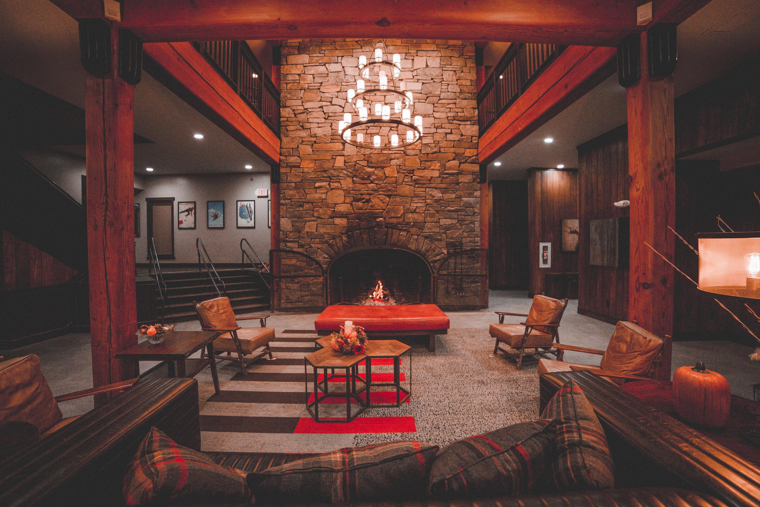 Killington Mountain Lodge - #exposedadventure 2018 campaign
