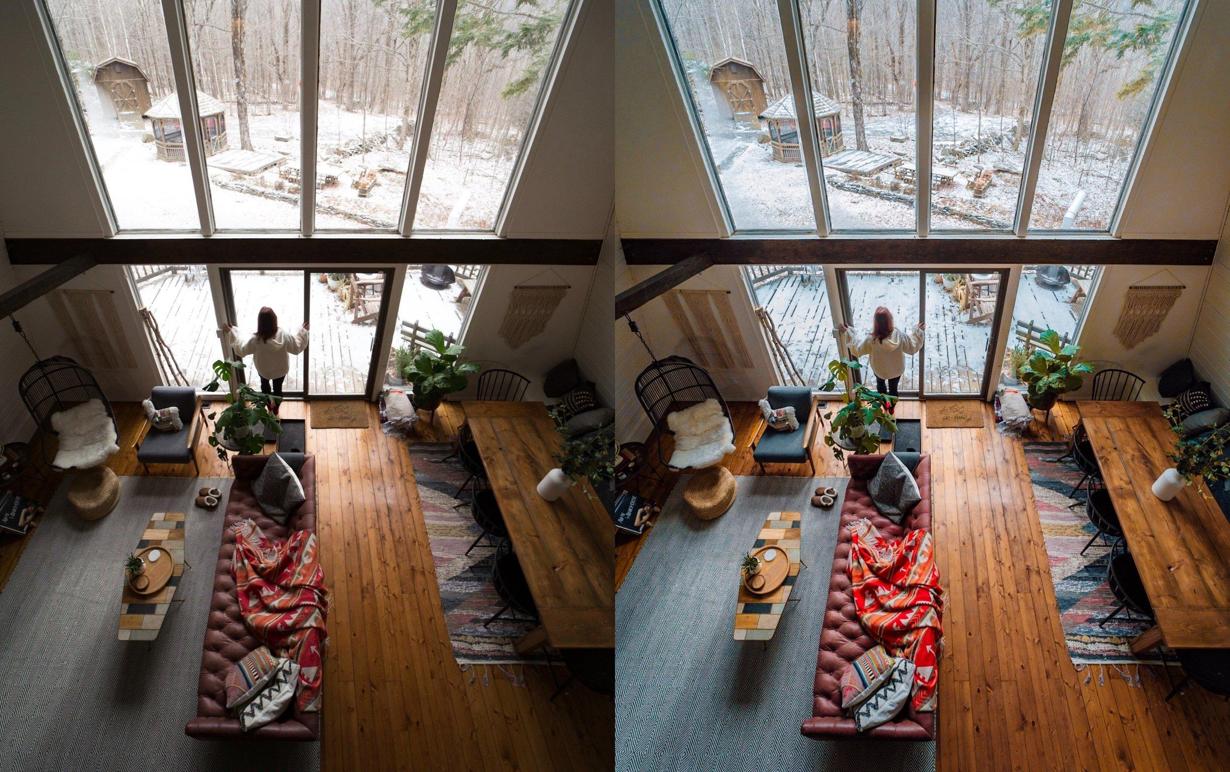Clean Interior